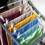 冬の洗濯物干し、乾かないけど工夫はしてみる。サンルームの感想も。