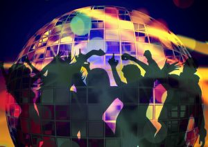 踊る人たち