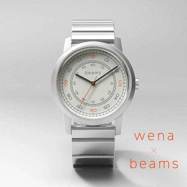 wena wrist×ビームスThree Handsの引用画像