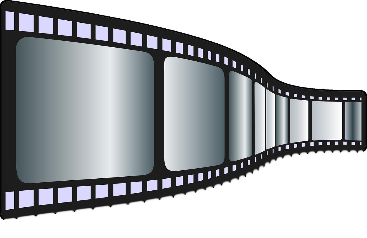 映画フィルムのイメージ