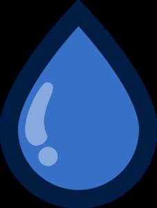 水滴・オネショのイメージ