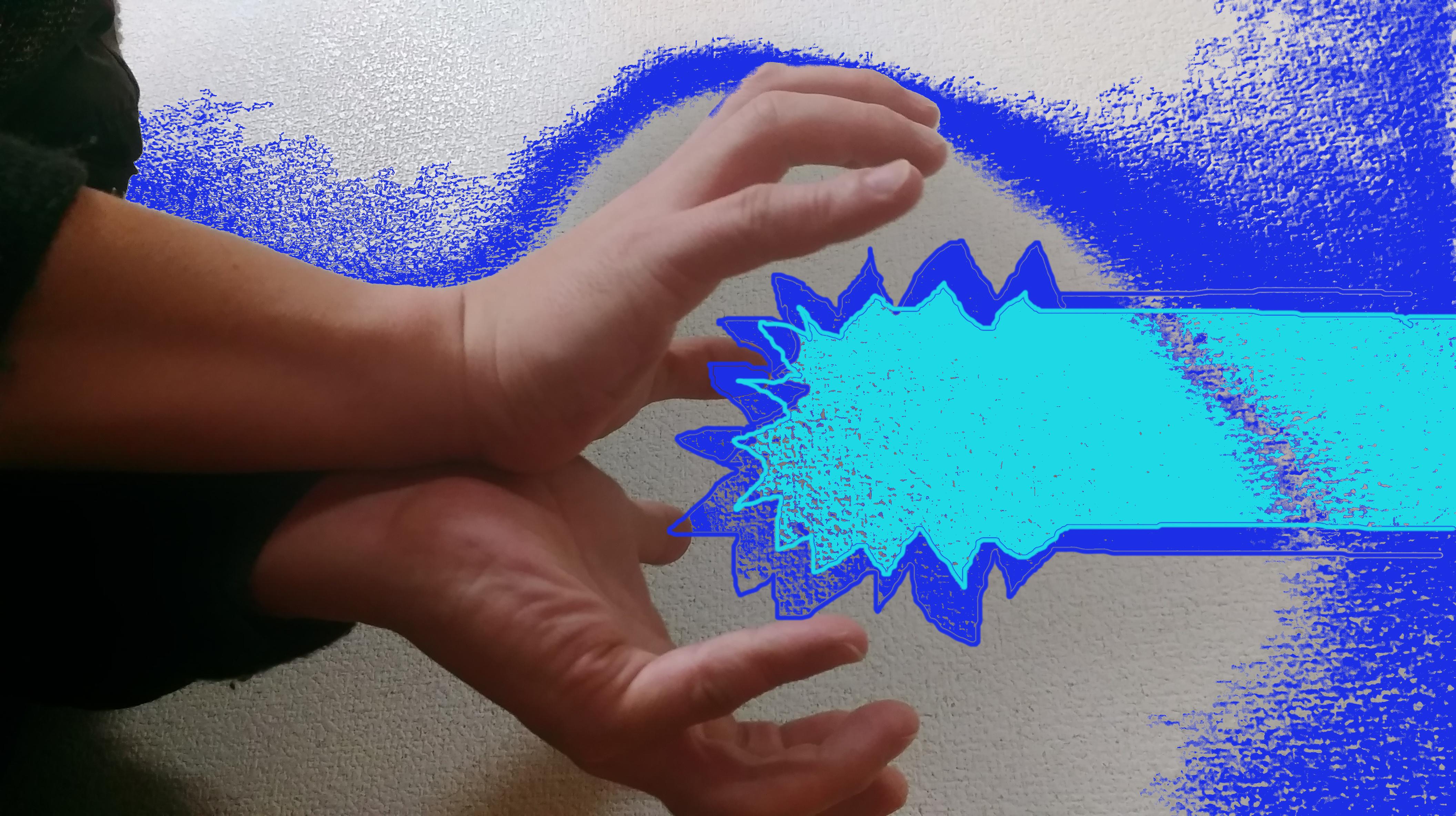 かめはめ波のイメージ画像