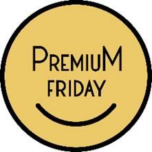 プレミアムフライデーのロゴの引用画像