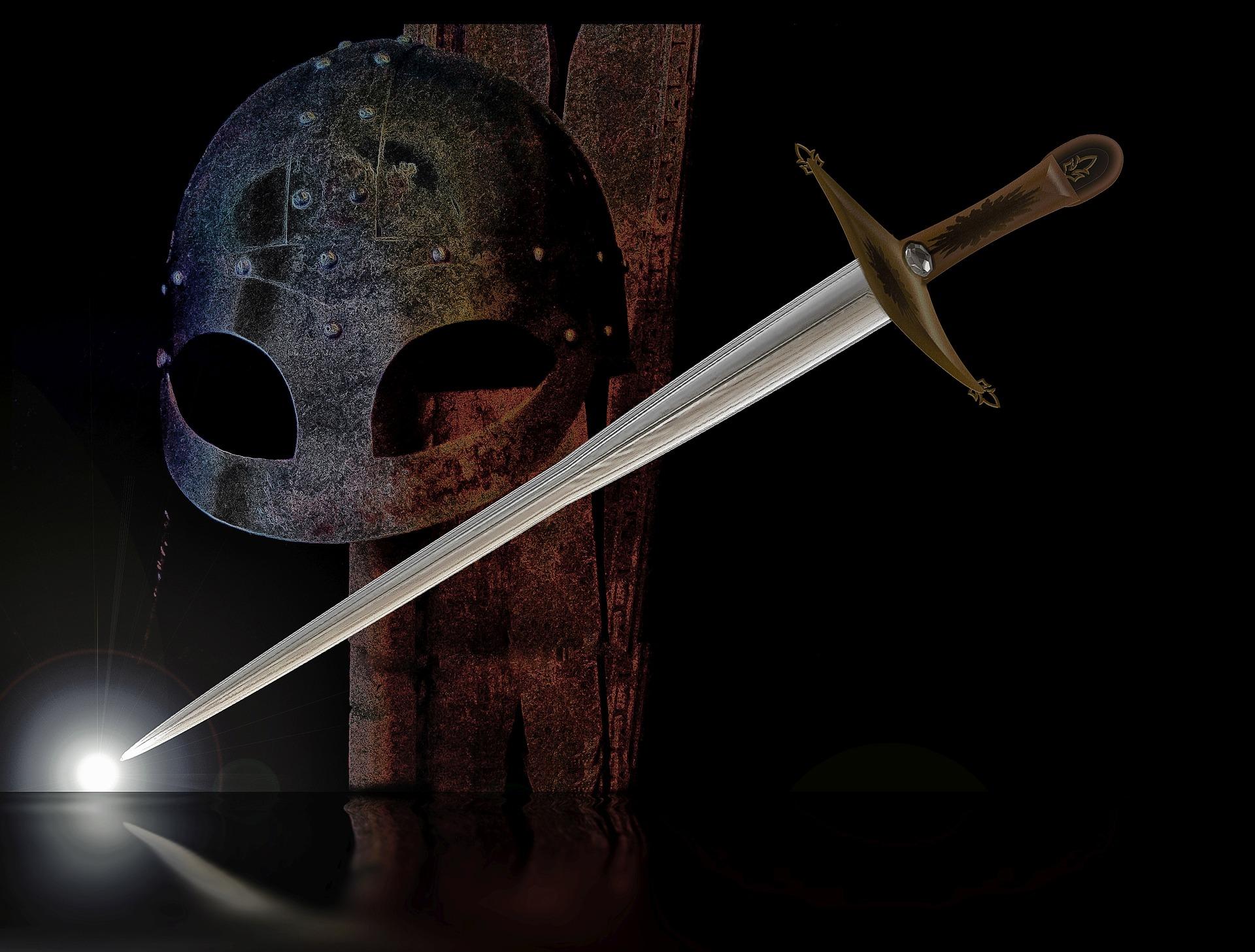 剣士の画像
