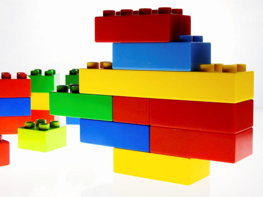 レゴブロックイメージ
