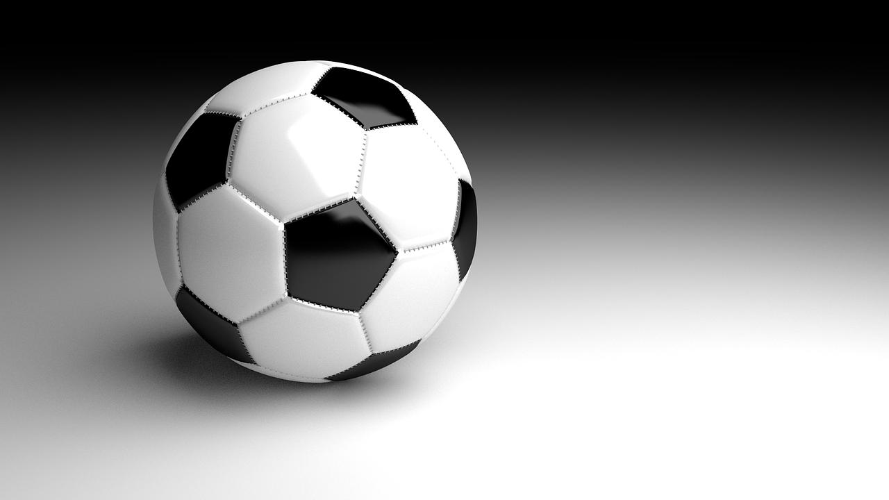 サッカーボールの画像