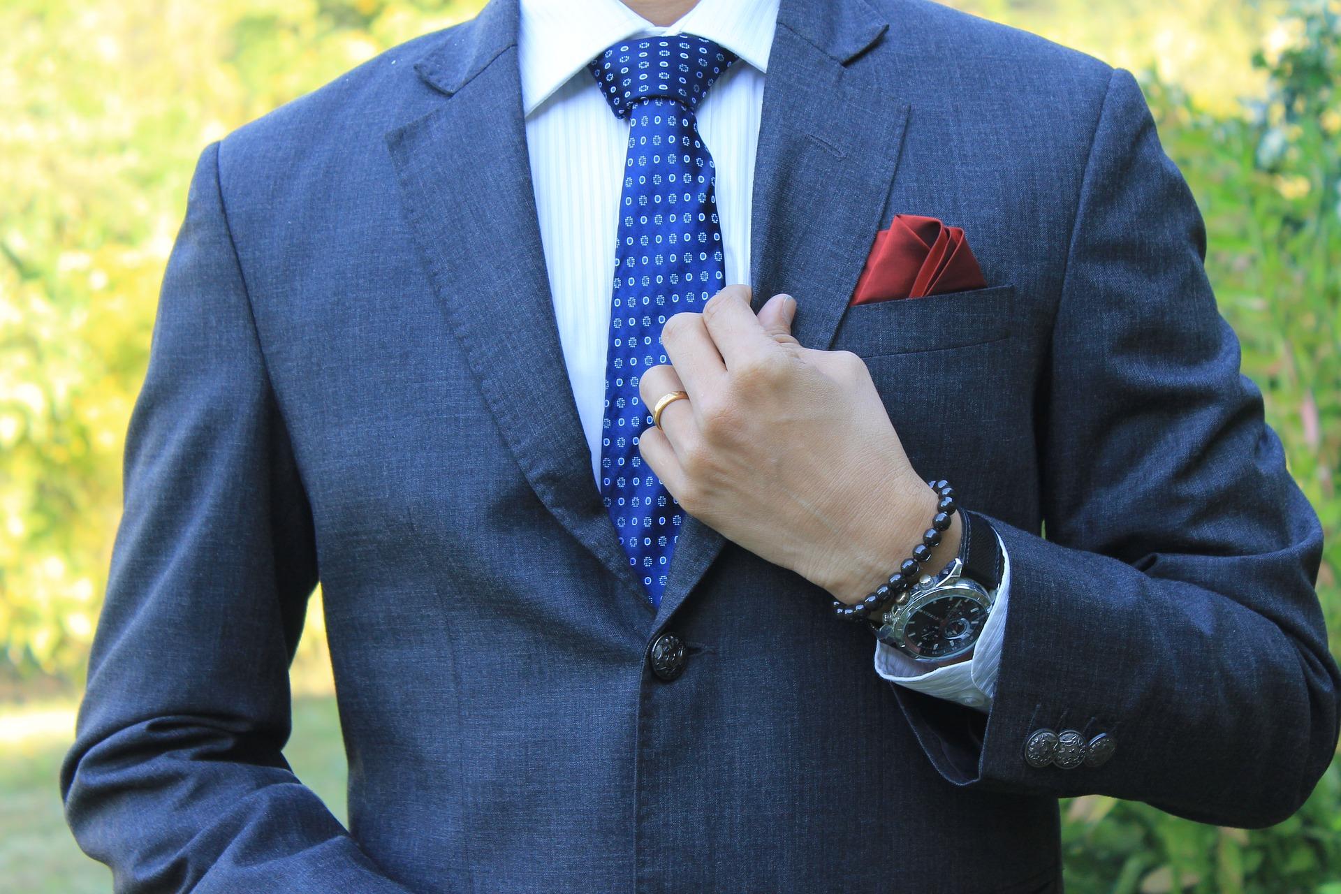 ネクタイの日のイメージ画像