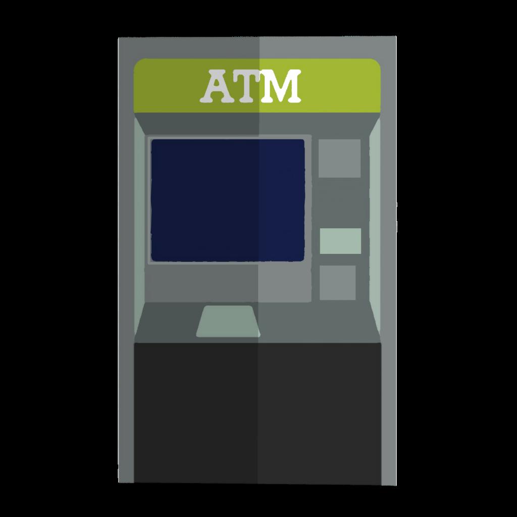 ATMのイメージ画像