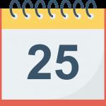 10月25日ー記念日・出来事・何の日 民間航空記念日・島原の乱の日・世界パスタデー