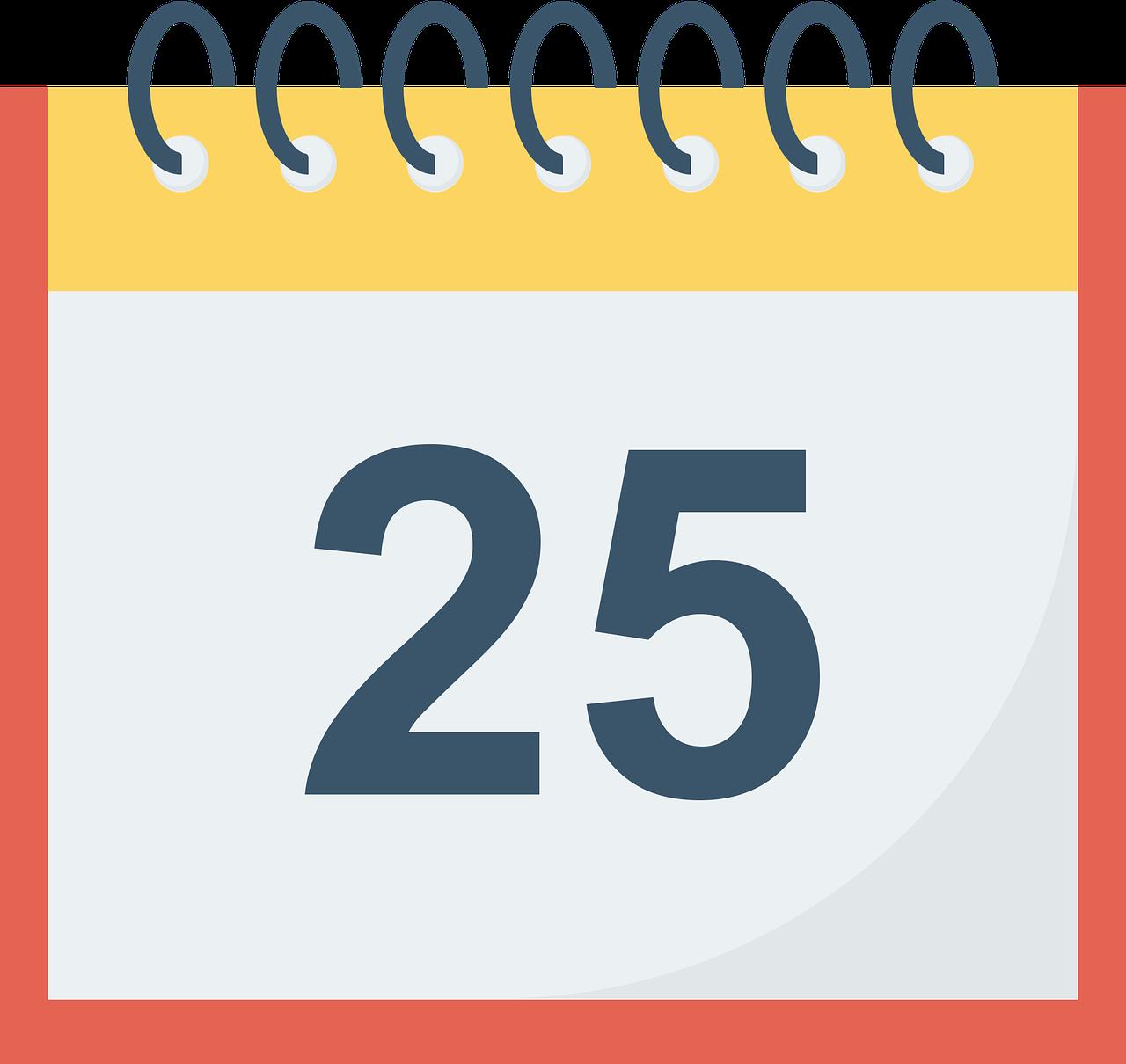 25日のイメージ画像