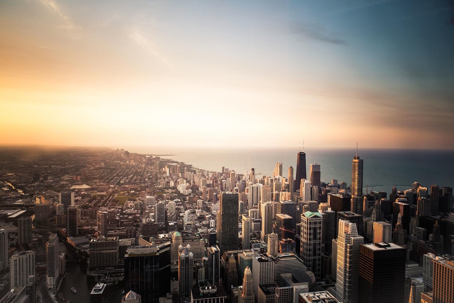 都市の景観のイメージ画像