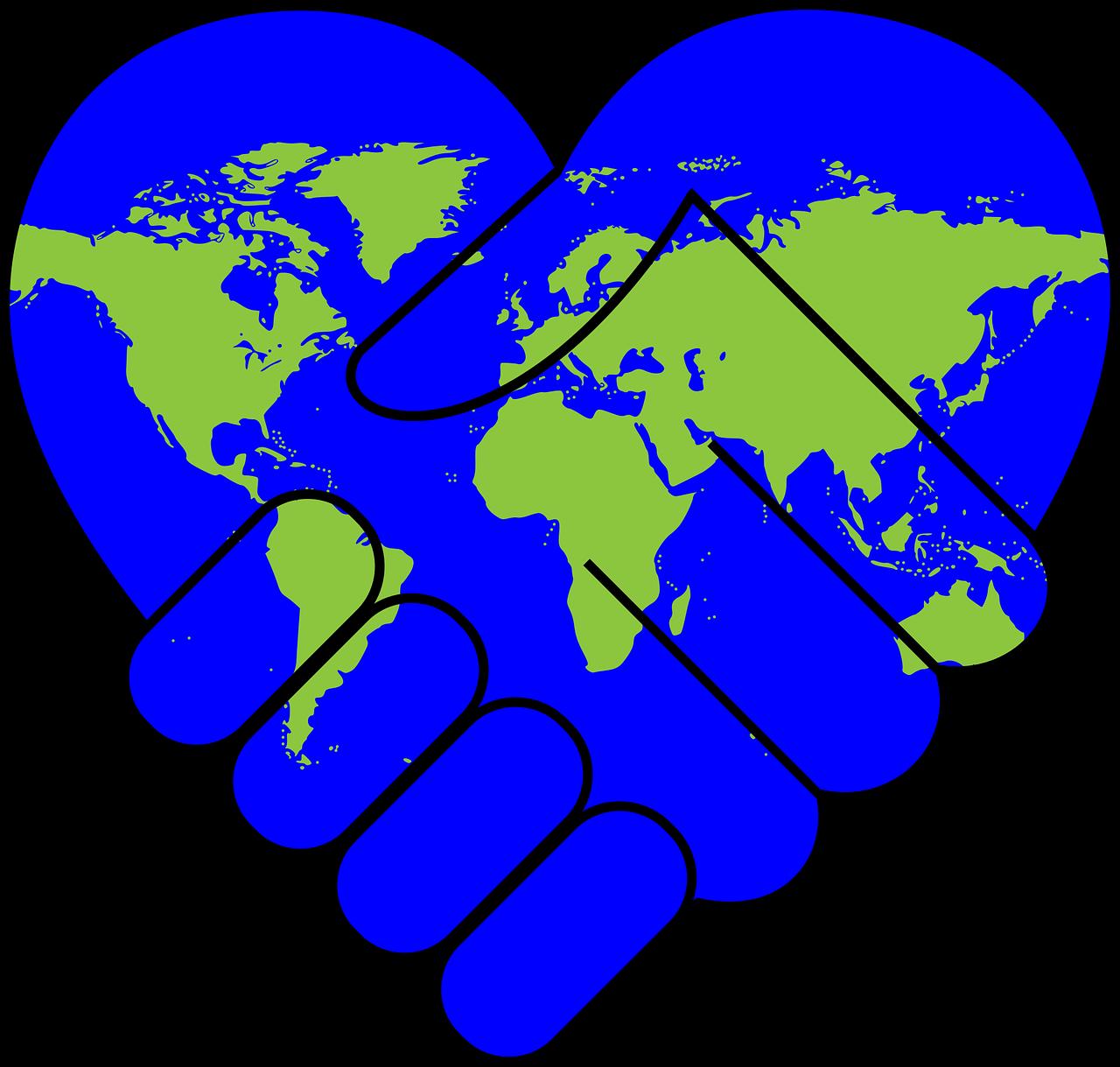 世界協力のイメージ画像