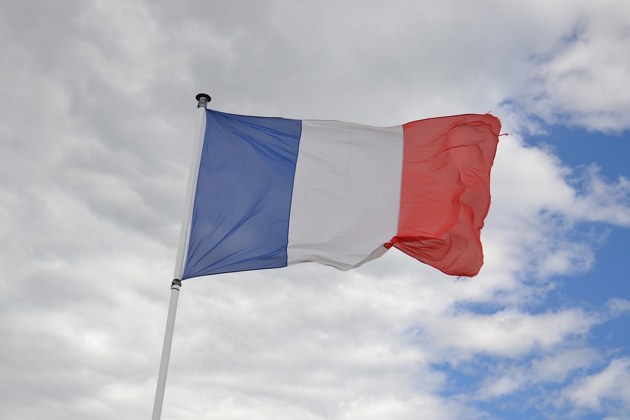 トリコロール・フランス国旗