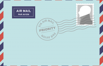 国際郵便デーのイメージ