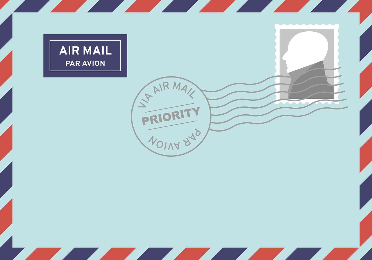 世界郵便デーのイメージ
