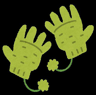 手袋のイメージ画像