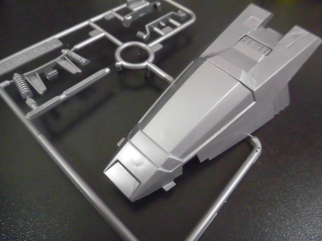 ミニ四駆サンダードラゴンJr.のボディのパーツの画像