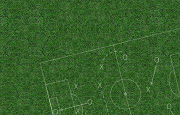 サッカーのシステムのイメージ画像