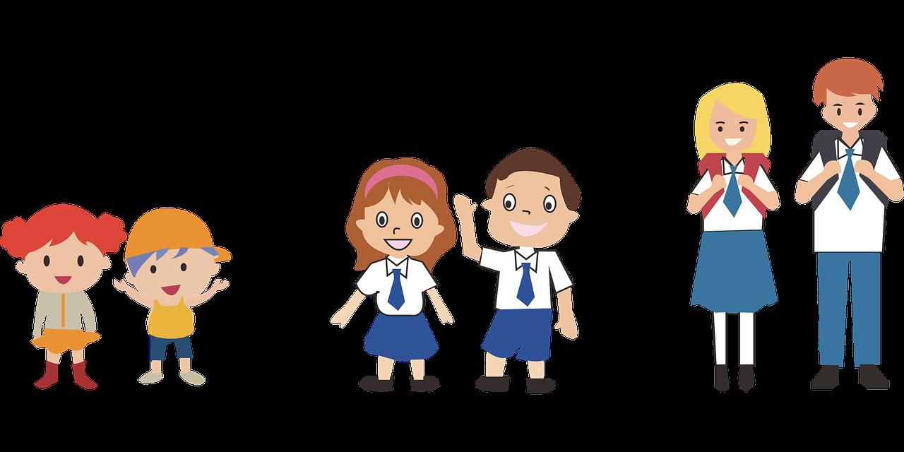 子ども・児童のイラスト