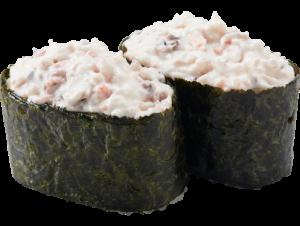 かっぱ寿司のサラダ軍艦の引用画像