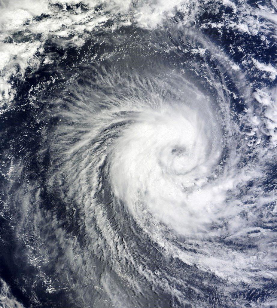 台風・二百十日のイメージ画像