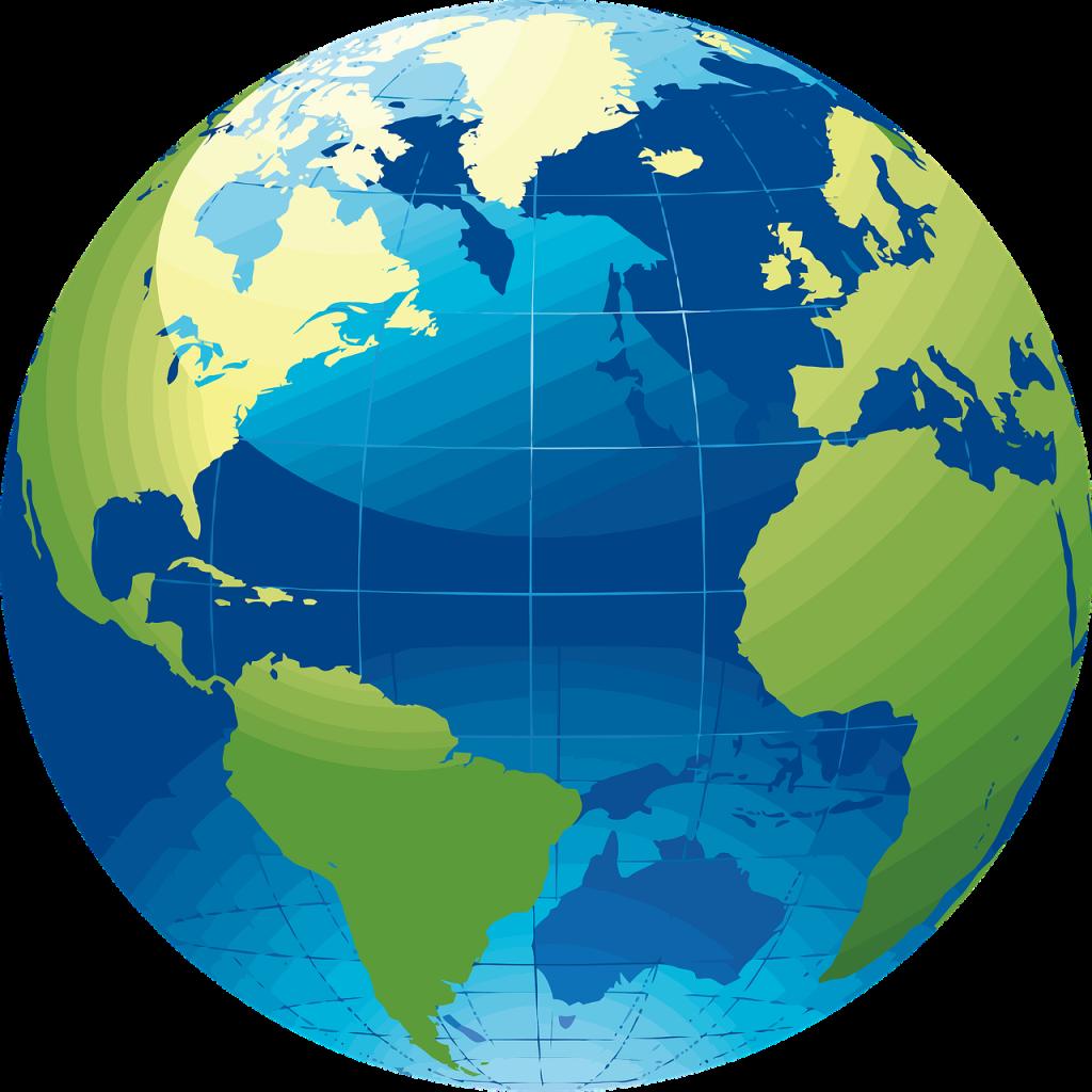 地球・世界・海外・諸外国のイメージ