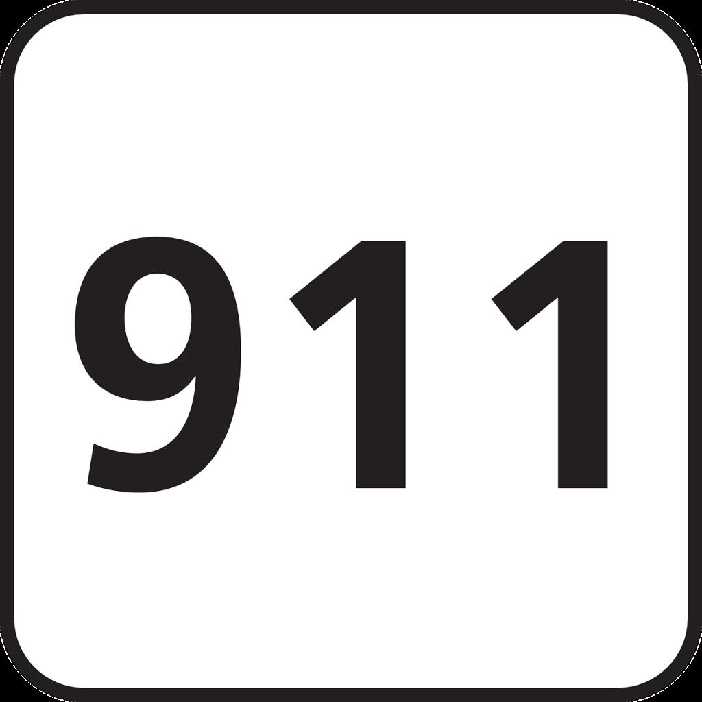 アメリカ緊急通報の日のイメージ・番号911