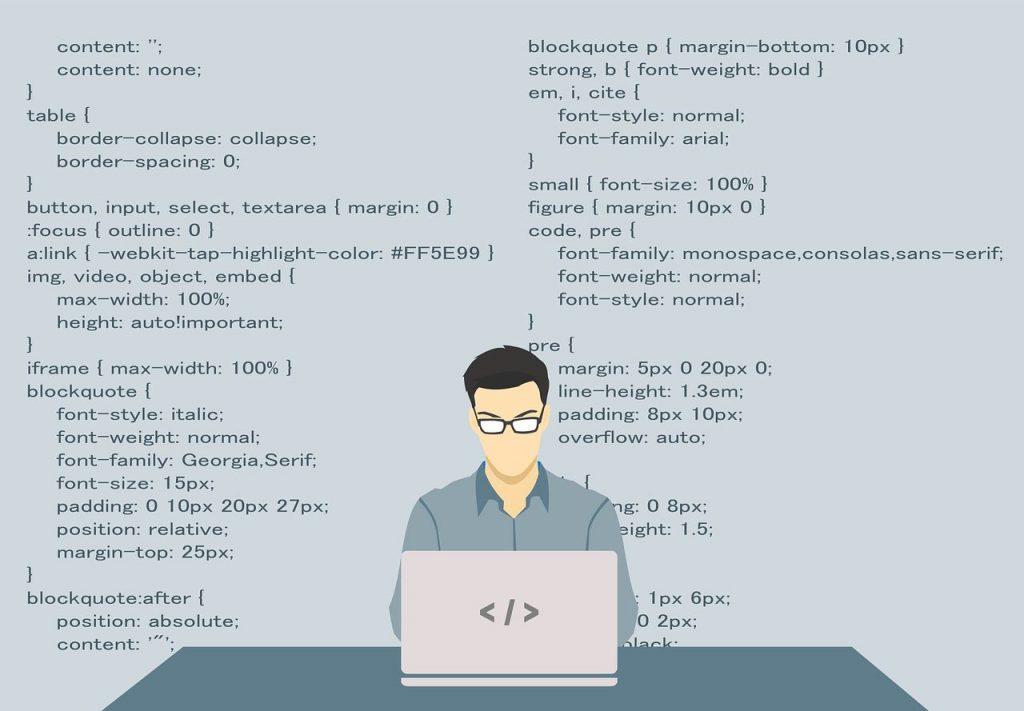 プログラマー・プログラマーの日のイメージ画像