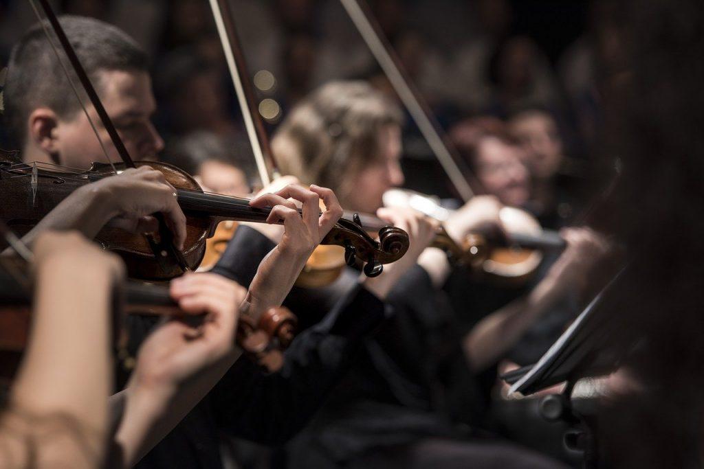 オーケストラ・交響曲のイメージ画像