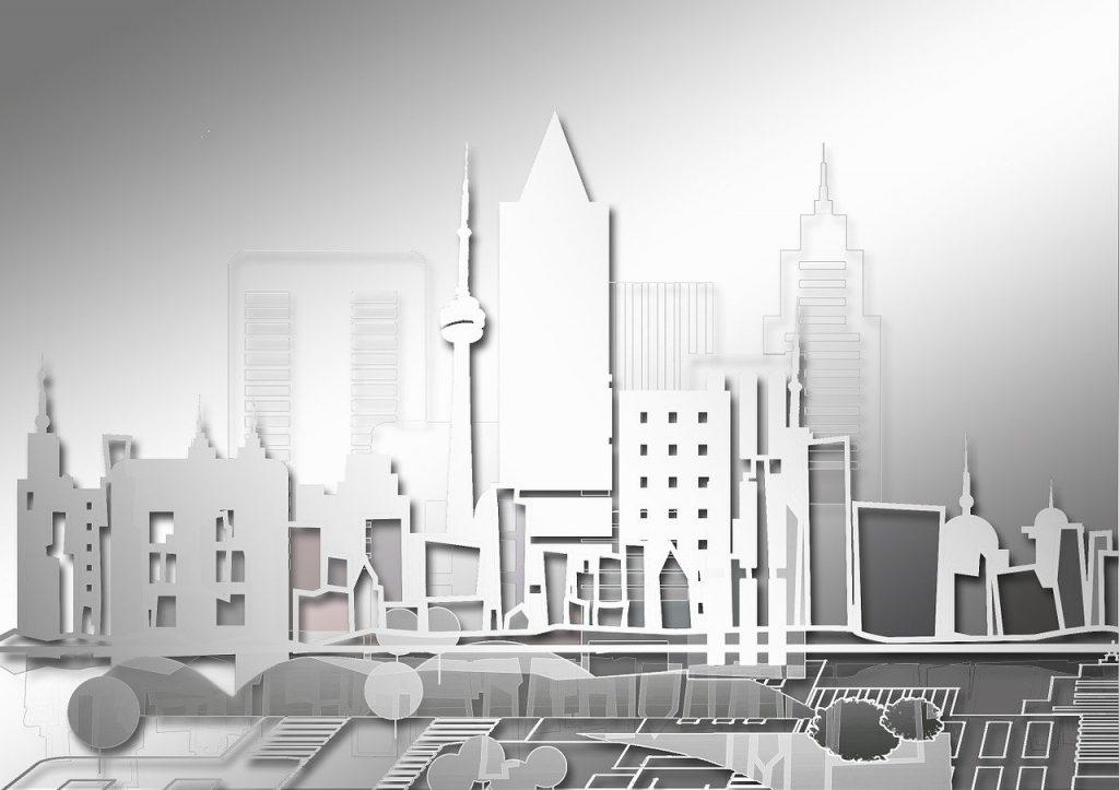 都市の建物・都市計画のイメージ画像