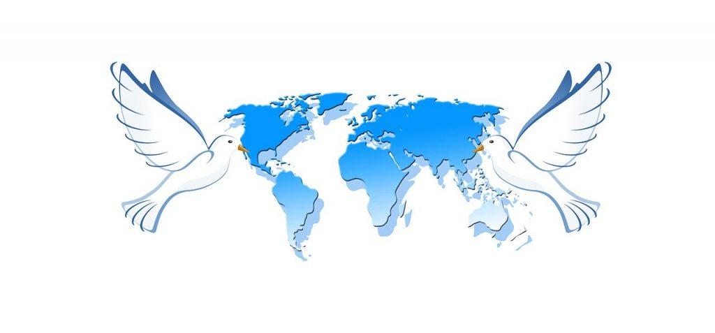 世界平和記念日のイメージ画像
