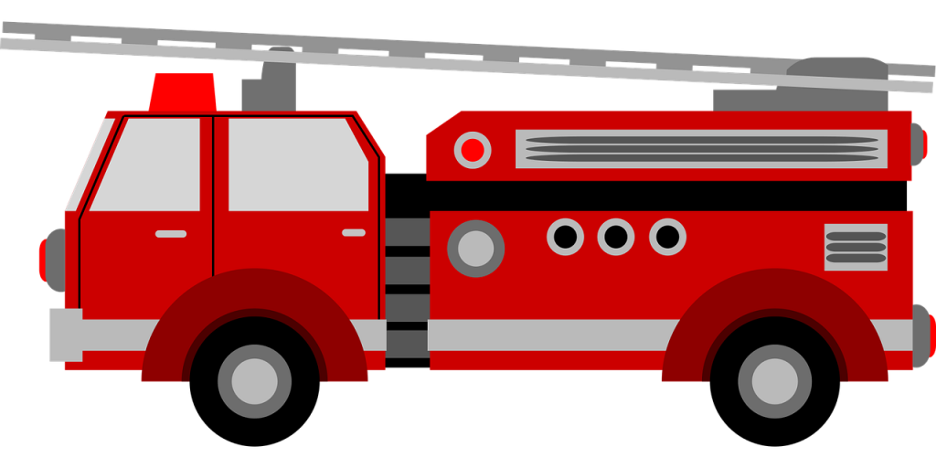 消防車のイメージ画像
