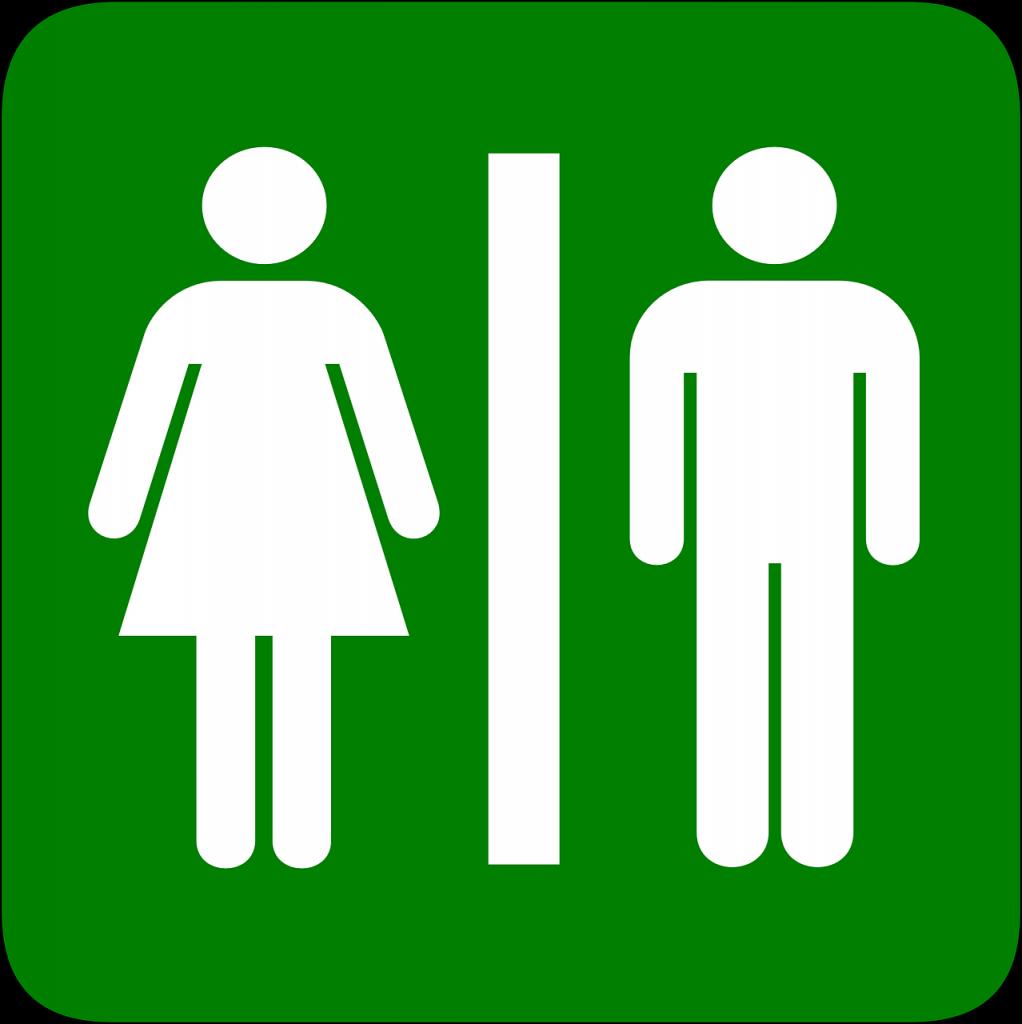 トイレのマーク・世界トイレの日のイメージ画像