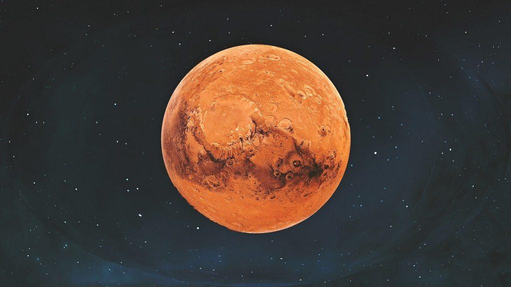 火星・Marsのイメージ画像