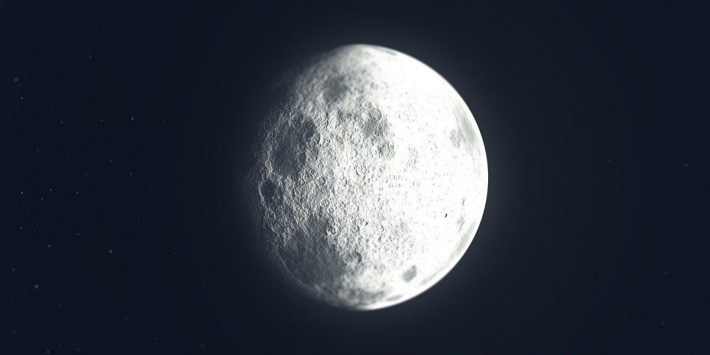 月・月面探査のイメージ画像