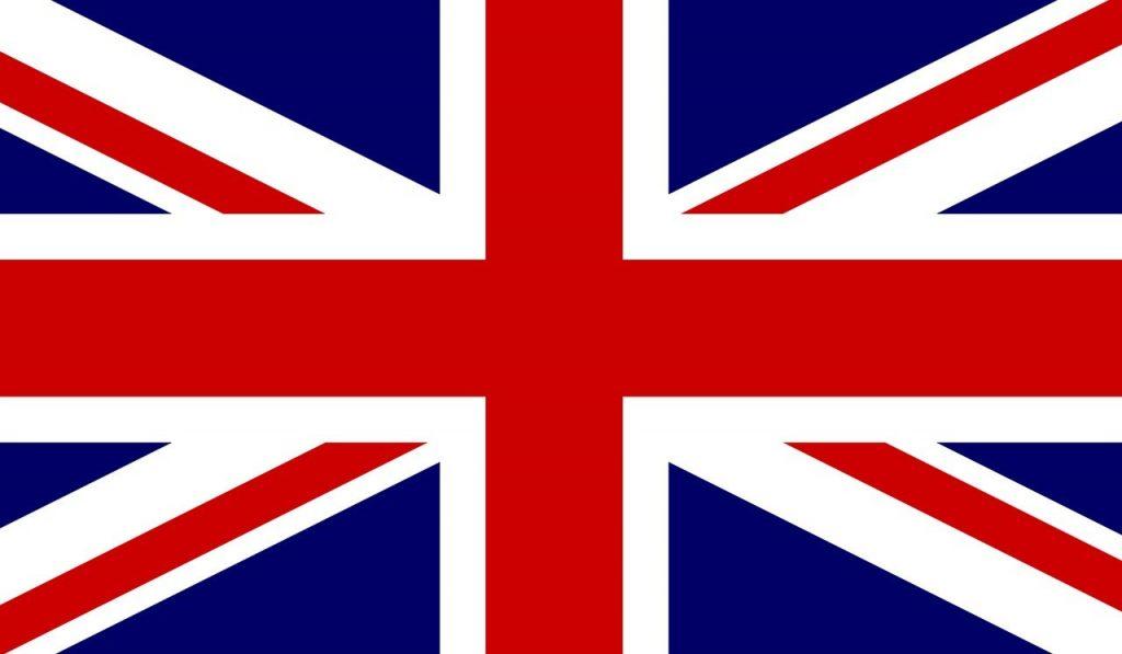 イギリス国旗・ユニオンジャックのイメージ画像