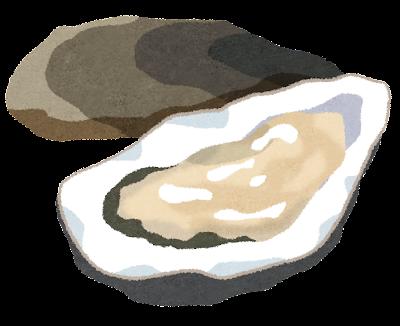 牡蠣のイメージ画像