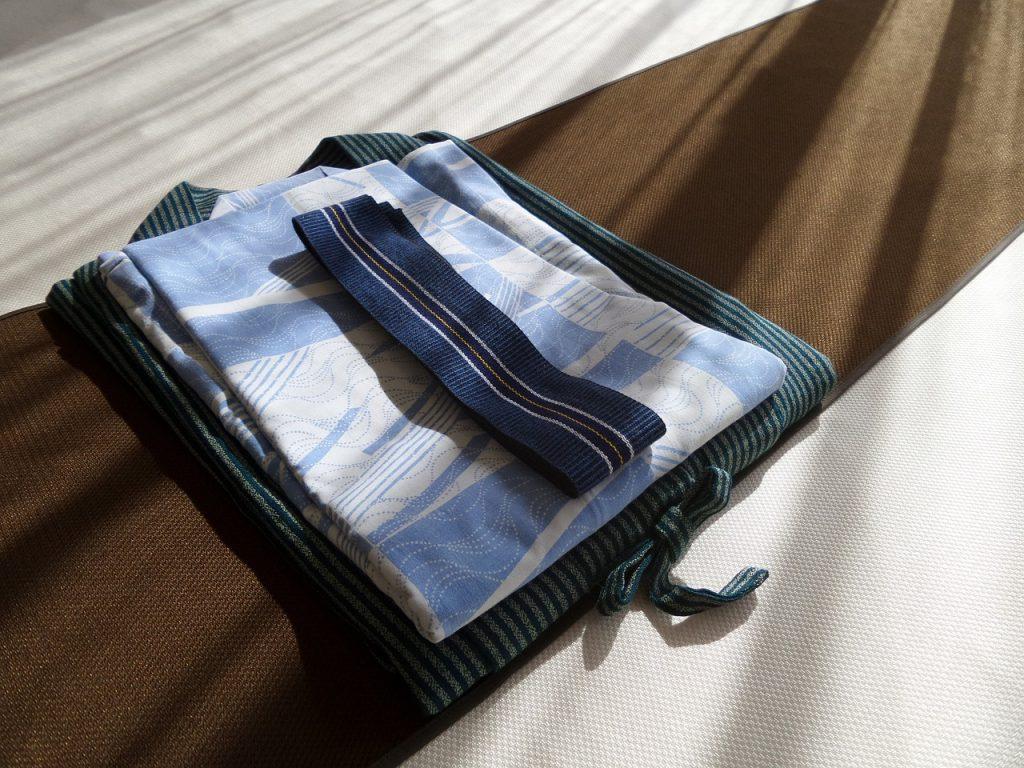 旅館の浴衣のイメージ画像
